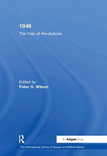 1848: The Year of Revolutions (Hardback)