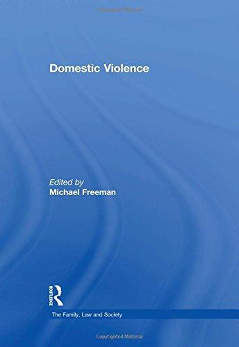 Domestic Violence (Hardback): Michael Freeman