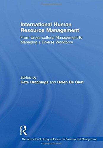 International Human Resource Management: From Cross-cultural Management to Managing a Diverse ...
