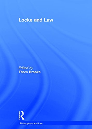 9780754626787: Locke and Law (Philosophers and Law)