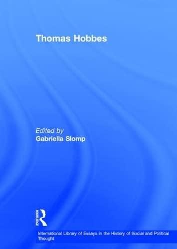 Thomas Hobbes (Hardback)