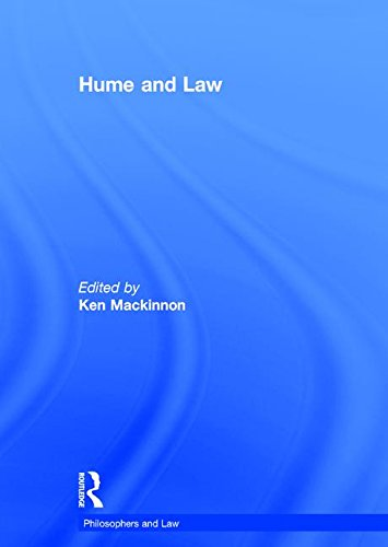 9780754627333: Hume and Law (Philosophers and Law)