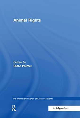 Animal Rights (Hardback)