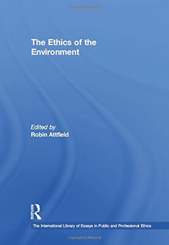 The Ethics of the Environment (Hardback)