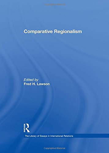 COMPARATIVE REGIONALISM: LAWSON