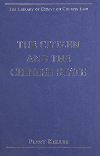 The Library of Essays on Chinese Law (Hardback)