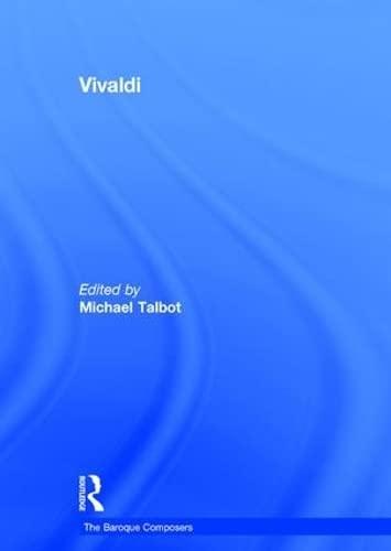 9780754628842: Vivaldi (Baroque Composers)
