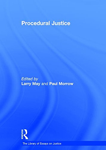 9780754629696: Procedural Justice (The Library of Essays on Justice)