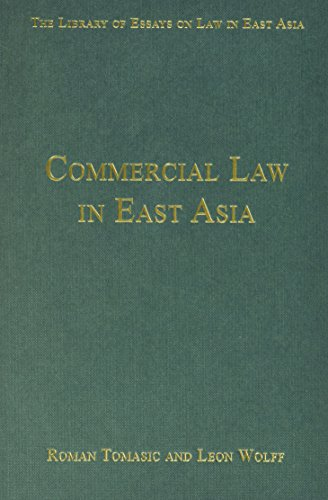 The Library of Essays on Law in East Asia: Roman Tomasic