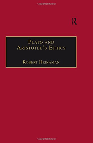 9780754634034: Plato and Aristotle's Ethics (Ashgate Keeling Series in Ancient Philosophy)