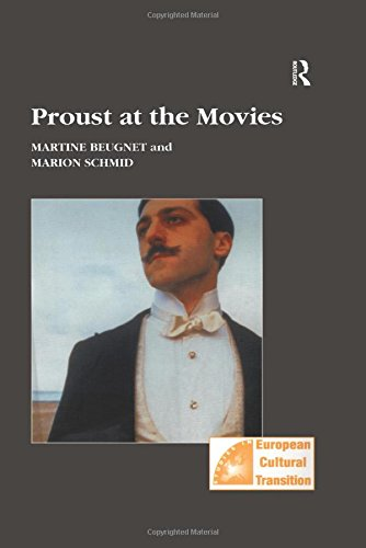 9780754635413: Proust at the Movies (Studies in European Cultural Transition)