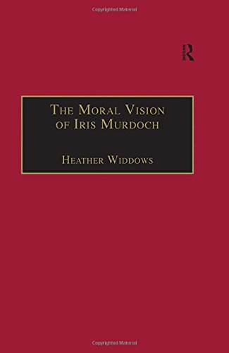 9780754636250: The Moral Vision of Iris Murdoch