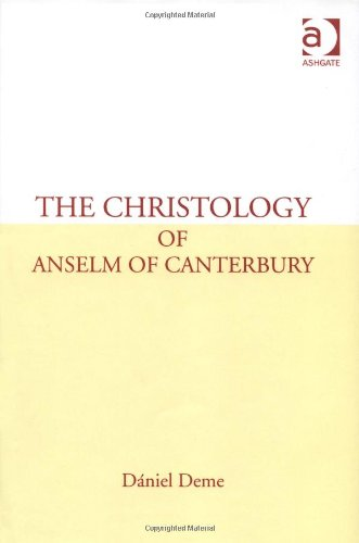 9780754637790: The Christology of Anselm of Canterbury