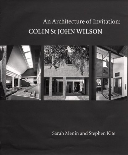 9780754637837: An Architecture of Invention: Colin St John Wilson