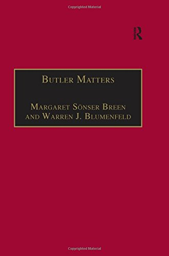 9780754638858: Butler Matters: Judith Butler's Impact on Feminist and Queer Studies