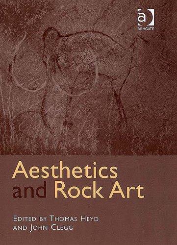 9780754639244: Aesthetics and Rock Art