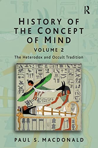 9780754639923: History of the Concept of Mind: 2