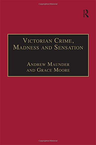 9780754640608: Victorian Crime, Madness and Sensation