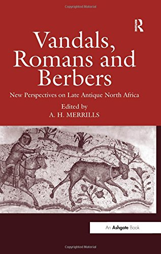 9780754641452: Vandals, Romans and Berbers: New Perspectives on Late Antique North Africa