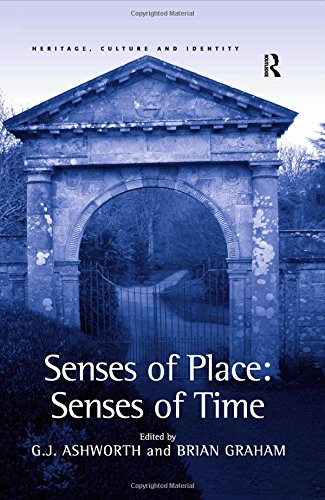 9780754641896: Senses of Place: Senses of Time (Heritage, Culture and Identity)