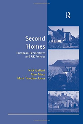 9780754642398: Second Homes: European Perspectives And UK Policies (Perspectives on Rural Policy and Planning)