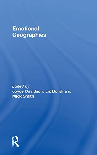 9780754643753: Emotional Geographies