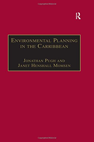 9780754643913: Environmental Planning in the Caribbean (Urban Planning and Environment)