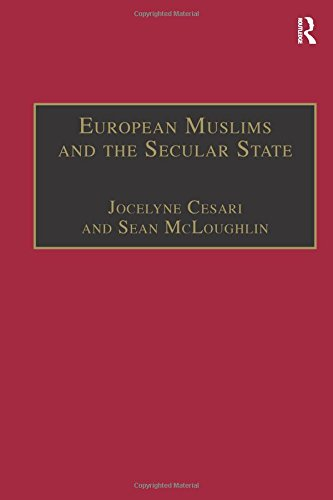 9780754644750: European Muslims and the Secular State