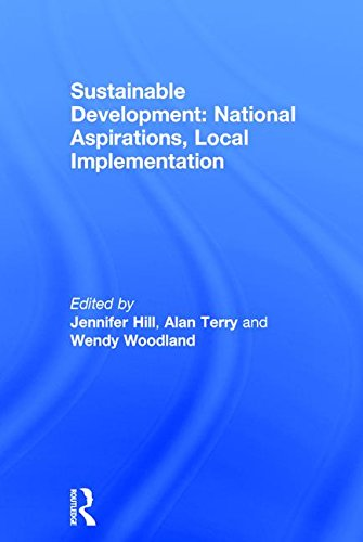 9780754646051: Sustainable Development: National Aspirations, Local Implementation