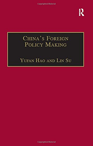 9780754646075: China's Foreign Policy Making: Societal Force and Chinese American Policy