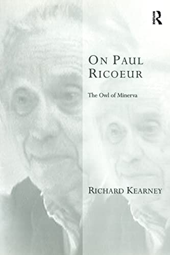 9780754650188: On Paul Ricoeur: the Owl of Minerva (Transcending Boundaries in Philosophy and Theology)