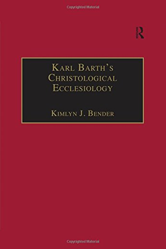 9780754650867: Karl Barth's Christological Ecclesiology (Barth Studies)