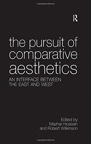 9780754653455: The Pursuit of Comparative Aesthetics: An Interface Between the East and West