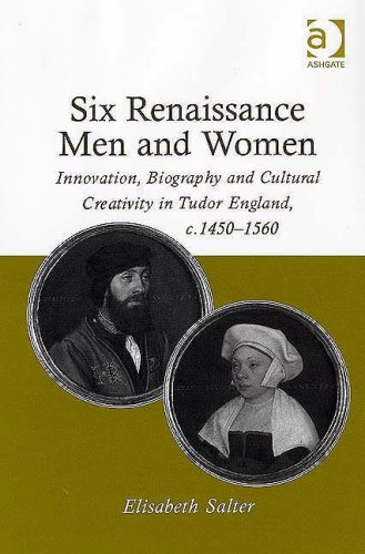 9780754654407: Six Renaissance Men and Women