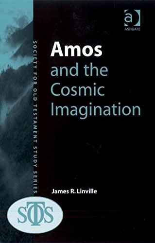 9780754654810: Amos and the Cosmic Imagination (Society for Old Testament Study)