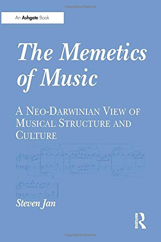 9780754655947: The Memetics of Music: A Neo-Darwinian View of Musical Structure and Culture