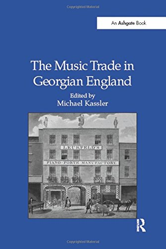 9780754660651: The Music Trade in Georgian England