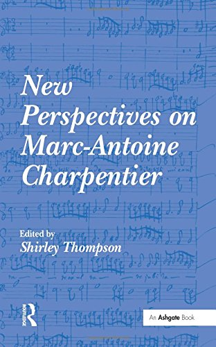 9780754665793: New Perspectives on Marc-Antoine Charpentier