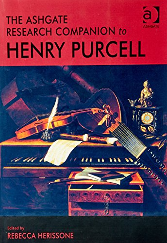 9780754666455: The Ashgate Research Companion to Henry Purcell