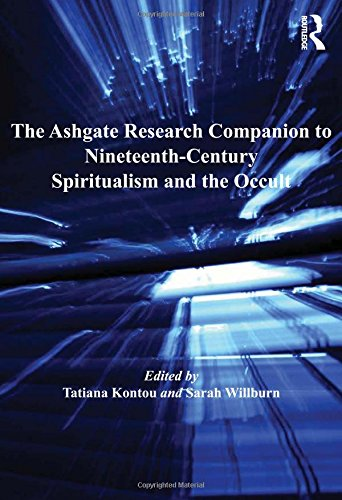 9780754669128: The Ashgate Research Companion to Nineteenth-Century Spiritualism and the Occult