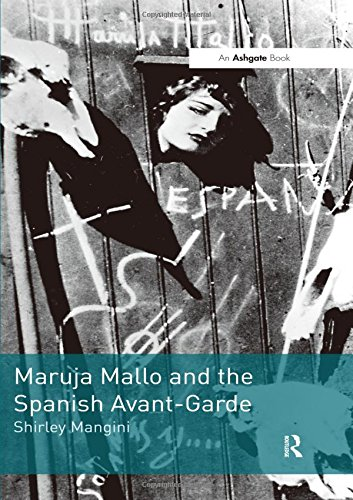 Maruja Mallo and the Spanish Avant-Garde (Studies: Shirley Mangini