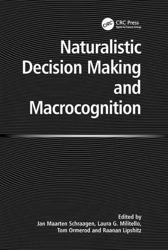 9780754670209: Naturalistic Decision Making and Macrocognition