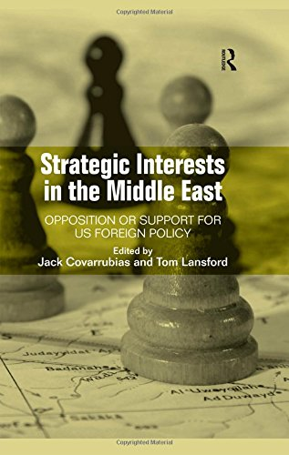 9780754670339: Strategic Interests in the Middle East: Opposition or Support for US Foreign Policy