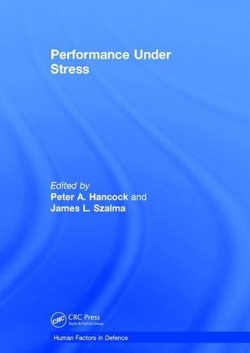 9780754670599: Performance Under Stress (Human Factors in Defence)