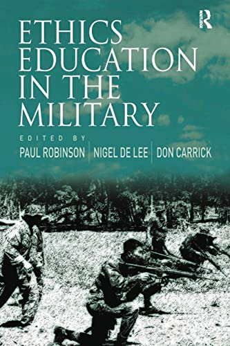 9780754671152: Ethics Education in the Military