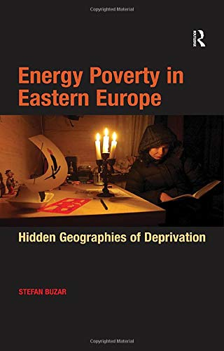 9780754671305: Energy Poverty in Eastern Europe: Hidden Geographies of Deprivation