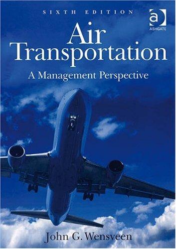 9780754671657: Air Transportation: A Management Perspective