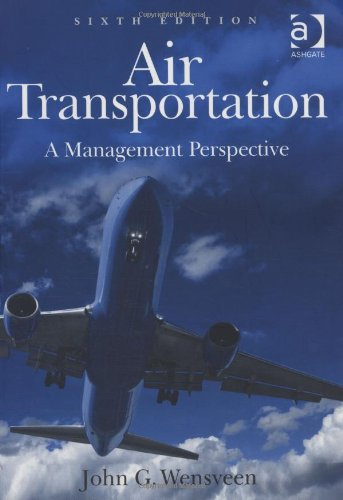 9780754671718: Air Transportation: A Management Perspective
