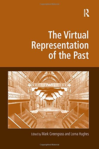 9780754672883: The Virtual Representation of the Past (Digital Research in the Arts and Humanities)