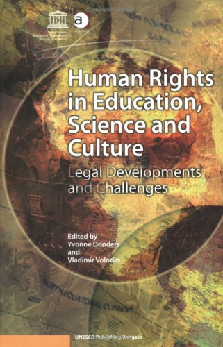 9780754673132: Human Rights in Education, Science and Culture